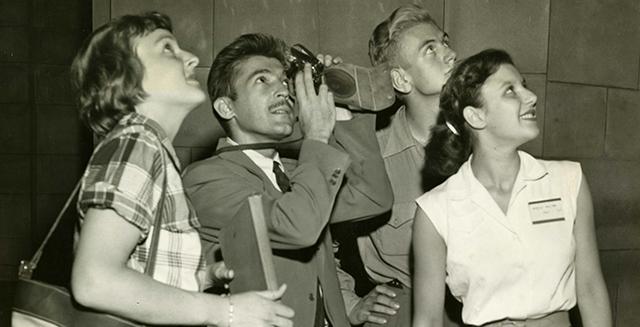 L america ospita 1946 1964 dopoguerra centenario - In diversi paesi aiutano gli studenti universitari ...
